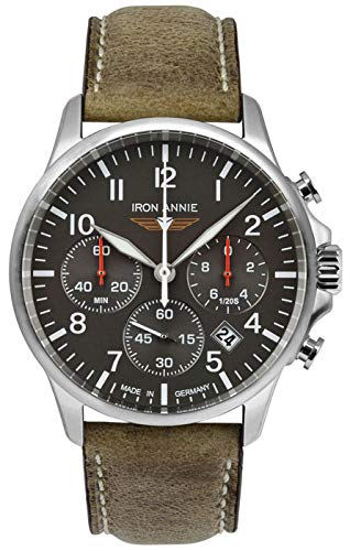 Junkers Armbanduhr 5872-5 Herrenuhr