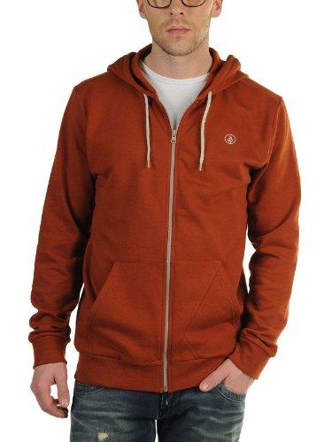 Volcom Herren Kapuzenjacke Icon Zip Hoodie Volcom Zip-hoodies