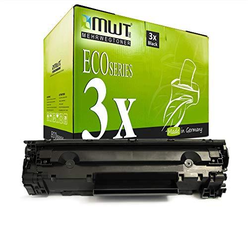 3X Kraft Office Supplies Cartouche de Toner pour Canon I-Sensys MF 4410 4430 4450 4550 4570 4580...