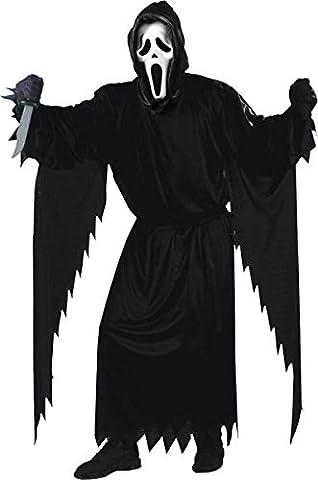 Aptafêtes - CS99181 - Costume Scream - Taille XXXL