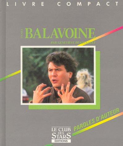 BALAVOINE -LIVRE COMPACT- par GENEVIEVE BEAUVARLET