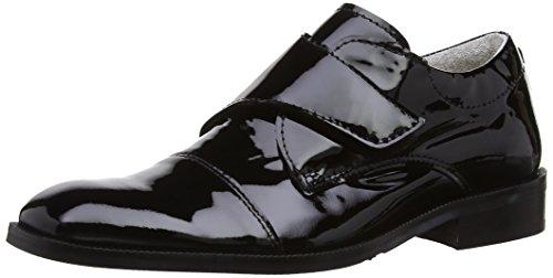 FROSTRIVER(フロストリバー) G4130017, Chaussures Mixte Enfant Noir