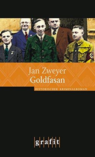 Buchseite und Rezensionen zu 'Goldfasan' von Jan Zweyer