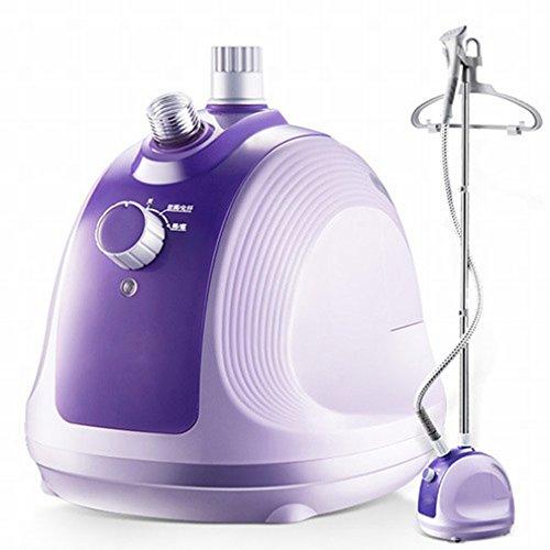 HX Machine de Suspension à Vapeur Familiale à la Maison Mini Home Handheld Hanging Iron Commodité Robe de Repassage,Violet,292 * 255 * 295MM
