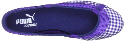 Puma Elsie Gingham 354799, Ballet Femenino Púrpura (violett (libertad Azul 03))