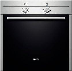 Siemens HB10AB520 Einbaubackofen / A-20% / Edelstahl / eco Plus / Ohne Umluft