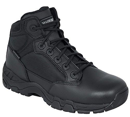 Viper Pro 5.0 Leather WP Einsatzstiefel für Militär und Polizei-Einheiten sowie Security langlebiges, robustes Leder, strapazierfähig, wasserdicht und atmungsaktiv , Stiefel Größe 41