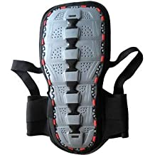 KT506protección dorsal Karno con tirantes–seguridad moto/esquí/snowboard
