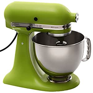 kitchenaid 5ksm150pseag robot m nager vert pomme cuisine maison. Black Bedroom Furniture Sets. Home Design Ideas