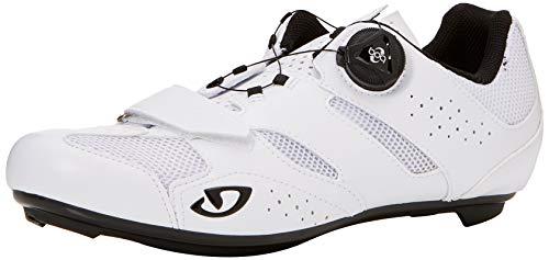 Giro Savix Road, Chaussures de Vélo de Route Homme, Multicolore (White 000), 43 EU