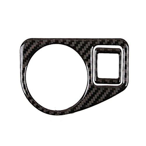 Emblem Trading Lichtschalter Rahmen Blende Flex Carbon - Golf Teile Club