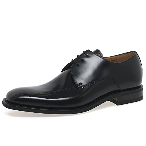Loake - Stivali uomo Black Polished