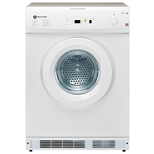 White Knight c86aw Freestanding Front-Load 6�kg C White Tumble Dryer