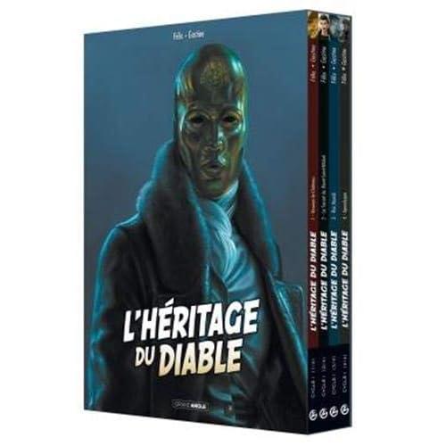 L'héritage du diable - Coffret volumes 01 à 04