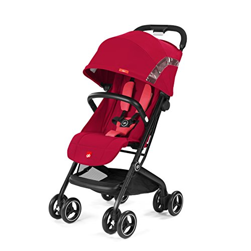 gb Gold Qbit, Buggy, Kollektion 2018, cherry red