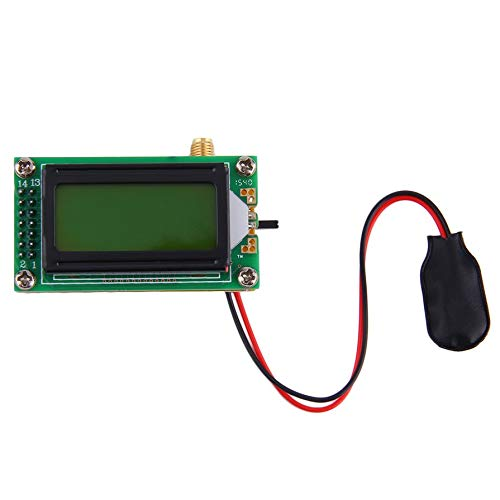 Newest Romote Measurement 1 to 500 MHz Frequency Counter Tester for Wireless Radio
