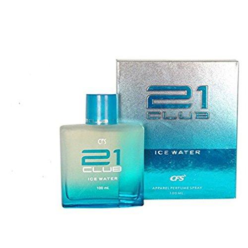 CFS 21 CLUB ICE WATER Apparel Perfume Spray