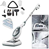 Voche 1500W Multi Function 20-in-1 Steam Floor Mop with Detachable Hand-Held Steam Cleaner