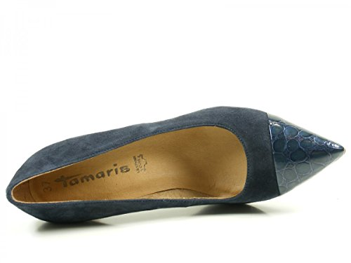 Tamaris 1-22412-28 Escarpins femme Blau