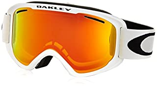 Oakley Masque de ski O Frame 2.0 XM Adulte Mixte Matte White / Fire Iridium (B00T3PHVX2) | Amazon price tracker / tracking, Amazon price history charts, Amazon price watches, Amazon price drop alerts