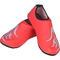 Sibba chaussons de plage, chaussons de surf, multi-forme et multicolore