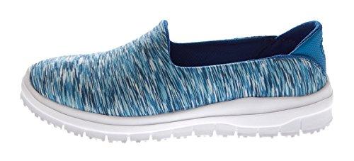 sale retailer bc432 d4044 Slipper 36 Schuhe Blau 41 Aus Größer Gr Sneaker Ballerinas ...