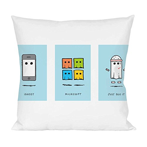 Just Boo It Pillow