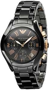 Emporio Armani Herren-Armbanduhr XL Chronograph Quarz Keramik AR1411