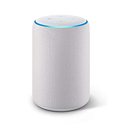 All-new Echo Plus (2nd Gen) – Premium sound with a built-in smart home hub