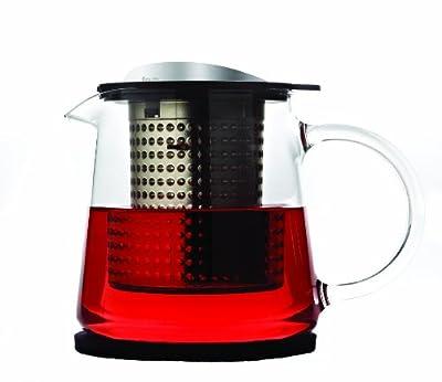 Finum Tea Control Théière avec filtre à thé Brew Control 0,4 l