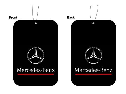 Deodorante per auto con logo Mercedes AMG