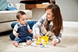 TOMY Toomies Hide and Squeak Eggs, Educational Shape Sorter Baby, Toddler & Kids Toy, Suitable For 6 Months & 1, 2 & 3 Year Old Boys & Girls