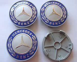 4 X 65mm Mercedes Benz Nabendeckel Felgendeckel Nabenkappen Logo Silber Chrom A B C E S M Ml Gl R Sl Slk Cl Clk Satz Von 4 Auto