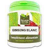 Ginseng blanc CA Meyer racine1000 gélules gélatine végétale