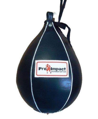PRO IMPACT PROFESSIONAL Echtleder Boxbirne - M - 7