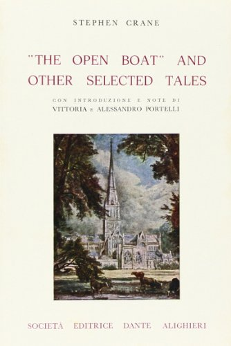 The open Boat and other selected tales