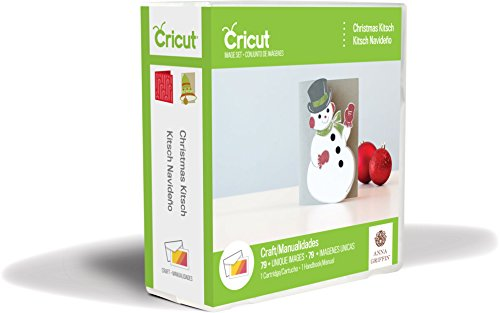 Provo Craft-Cartuccia Cricut Kitsch