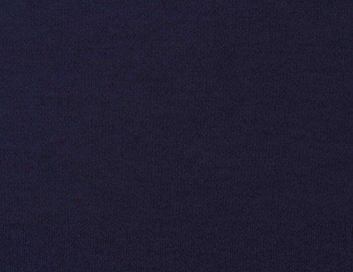 STRENESSE Femmes Top 100 % cachemire Collection d'hiver bleu foncé
