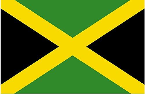 Durabol Bandiera Giamaicana 150 x 90 cm Double Pique Satin