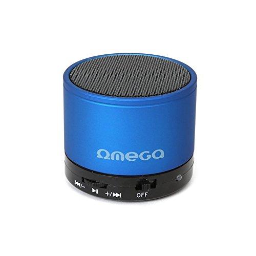 'Home-Omega OG47-Moovo Bluetooth Lautsprecher 3-in-1-Zoll-Colour blau