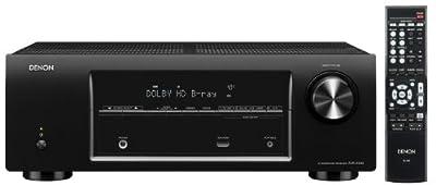 Denon AVR-X500 Sintoamplificatore 5.1, Nero occasione da Polaris Audio Hi Fi