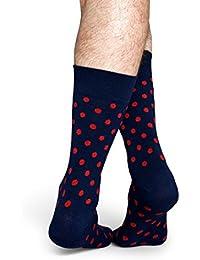 Happy Socks Dot Men's Calf Socks Size 41-46 HS541