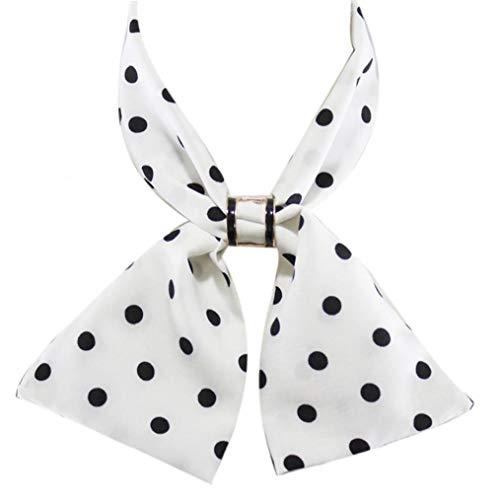 Silk Spotted Frauen Mode Schale Haar Taschen Griff Dekoration Krawatte Multifunktions-hand-band-schals Für Frauen-mädchen-damen-bevorzugung -