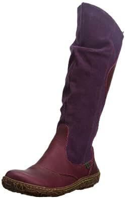 invisibleSHIELD Damen Nido N719 Stiefel, Viola (Lila), 40.5 EU