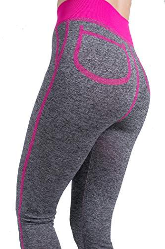 SGJFZD Entrenamiento Las Mujeres Pantalones Correr