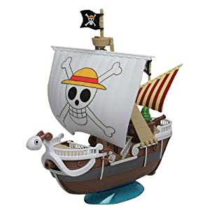 Bandai Hobby Going Merry Model Ship One Piece - Grand Ship Collection 8