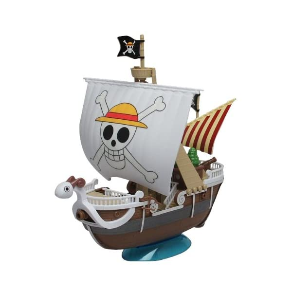 Bandai Hobby Going Merry Model Ship One Piece - Grand Ship Collection 1