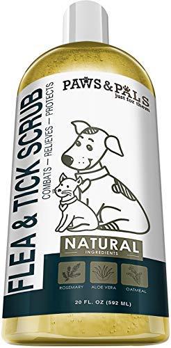 Paws & Pals dog-shampoo Natural acondicionador-Martillo