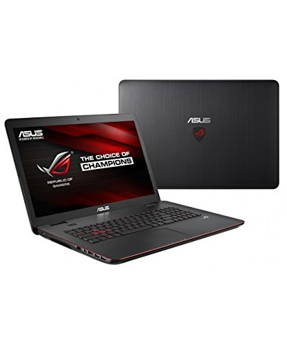 Asus G551 Intel Core i5 4200H 8 GB 1000 GB 15,6 DVD-RW Windows 8 portatile GTX950