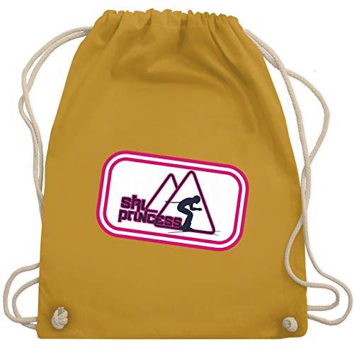 ncess - Unisize - Senfgelb - WM110 - Turnbeutel & Gym Bag ()